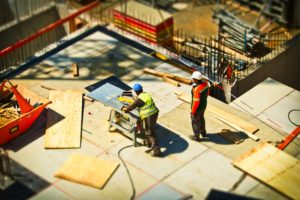 building and construction future of job sites