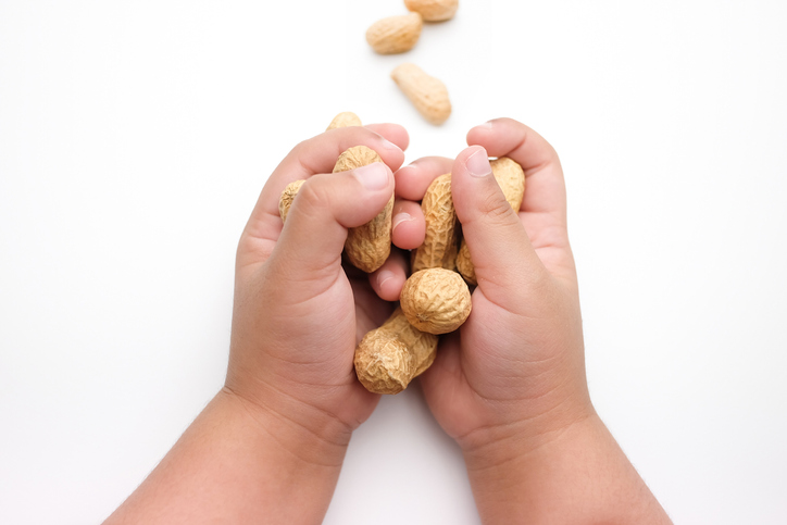 food and beverage industry allergies peanuts
