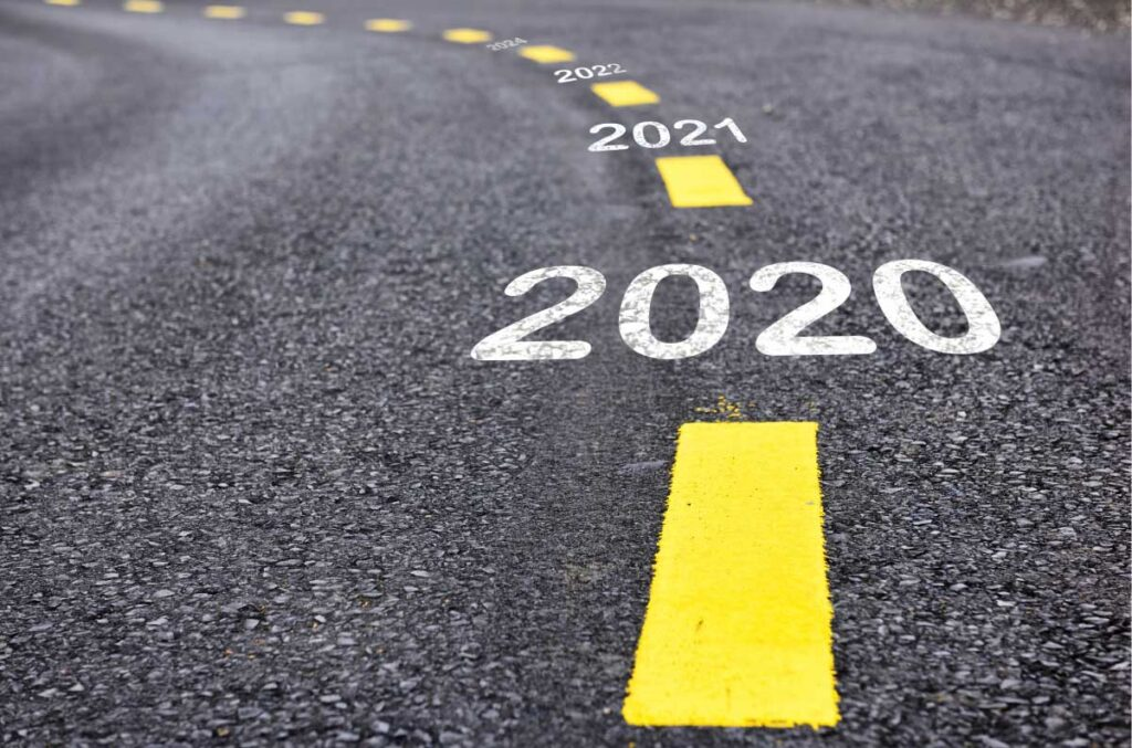 2020 in review Martec research